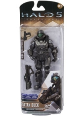 Figura Halo 5 Guardians Series 2 Spartan Buck