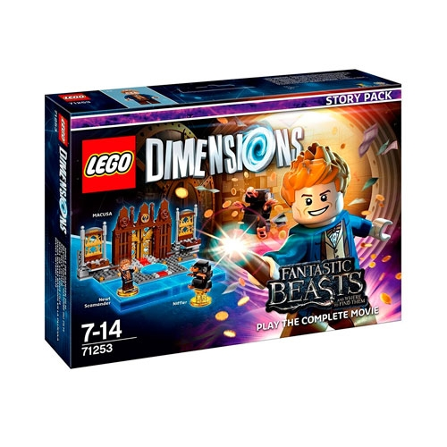 Figura LEGO Dimensions Fantastic Beasts and Where To Find Them Story Pack