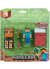 Figura Minecraft Core Player Survival Pack