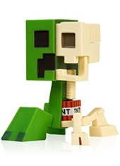 Figura Minecraft Creeper Anatomy Vinyl