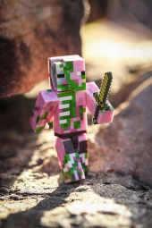 Figura, Minecraft, Zombie, Pigman, Mine, Craft, Maincra,