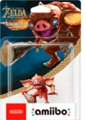 Figura Nintendo Amiibo Bokoblin Legend of Zelda Breath of the Wild