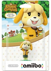 Figura Nintendo Amiibo Isabelle Winter Outfit