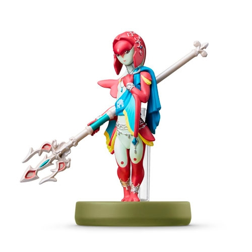 Figura Nintendo Amiibo Mipha The Legend of Zelda Breath of the Wild