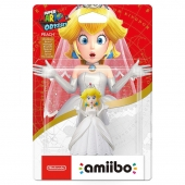 Figura Nintendo Amiibo Peach Wedding