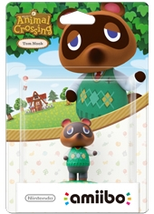 Figura Nintendo Amiibo Animal Crossing Tom Nook