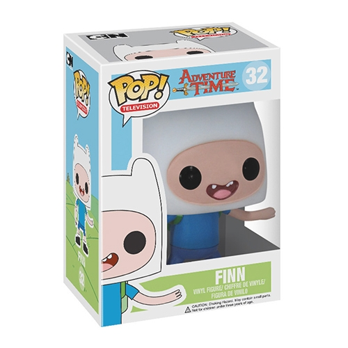 Funko POP! Adventure Time Finn