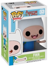 Figura POP! Adventure Time Finn