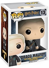 Figura POP Harry Potter Draco Malfoy Funko