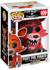 Funko POP! Five Nights at Freddys Foxy The Pirate