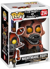 Funko POP! Five Nights At Freddys Nightmare Foxy