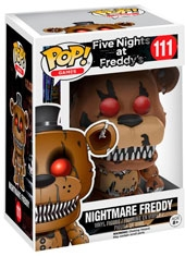 Funko POP! Five Nights at Freddys Nightmare