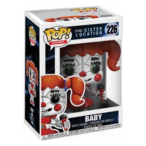 Funko POP! Five Nights At Freddys Sister Location Baby