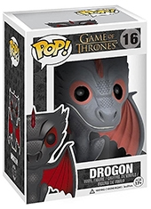 Figura POP Game of Thrones Drogon Funko