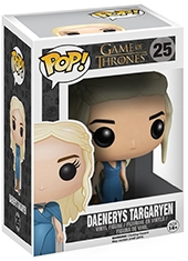 Figura POP Game of Thrones Mhysa Daenerys Targaryen Funko