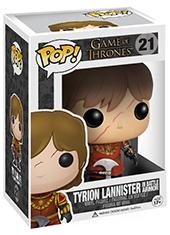 Funko POP! Game of Thrones Tyrion Lannister In Battle Armor