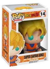 Figura POP! Dragon Ball Z Goku