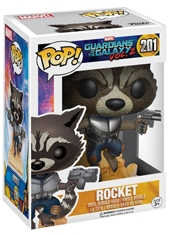 Funko POP! Guardians Of The Galaxy 2 Rocket