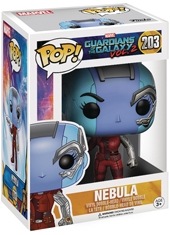 Funko POP! Guardians Of The Galaxy 2 Nebula