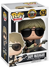 Funko POP! Guns N Roses Duff McKagan