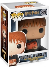 Funko POP! Harry Potter George Weasley
