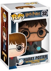 Figura POP Harry Potter Harry with Prophecy
