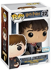 Figura POP Harry Potter Neville Longbottom Funko