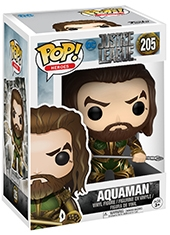 Funko POP! Justice League Aquaman