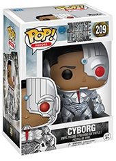 Funko POP! Justice League Cyborg