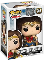Funko POP! Justice League Wonder Woman