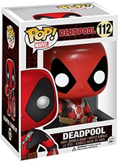 Funko POP! Marvel Deadpool Thumbs Up