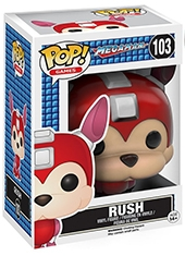 Figura POP Megaman Rush