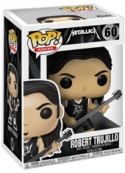 Funko POP! Metallica Robert Trujillo