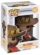 Funko POP! Overwatch McCree