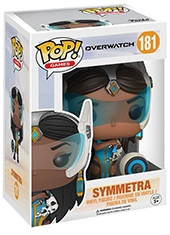 Funko POP! Overwatch Symmetra