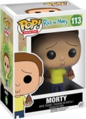Figura POP Rick y Morty Morty