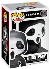 Figura POP Scream Ghostface