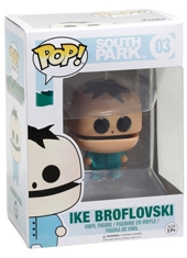 Figura POP! South Park Ike Broflovski