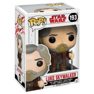 Figura POP! Star Wars The Last Jedi Luke Skywalker
