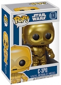 Figura POP! Star Wars C-3PO