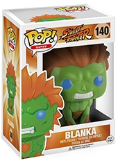 Figura POP! Street Fighter Blanka