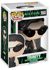 Funko POP! The Matrix Trinity