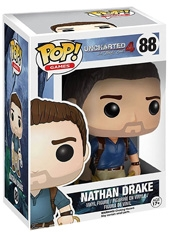 Figura POP Uncharted Nathan Drake