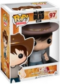 Figura POP Walking Dead Carl Funko