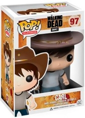 Figura POP! Walking Dead Carl Funko