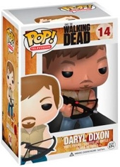 Figura POP! Walking Dead Daryl Dixon Funko