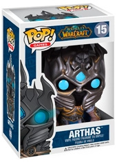 Figura POP World of WarCraft Arthas Funko
