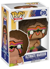 Funko POP! WWE Ultimate Warrior