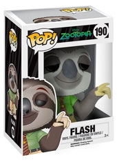 Figura POP Zootopia Flash