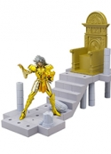 Figura Saint Seiya Gemini Saga The Popes Chamber D.D. Panoramation Bandai + Regalo